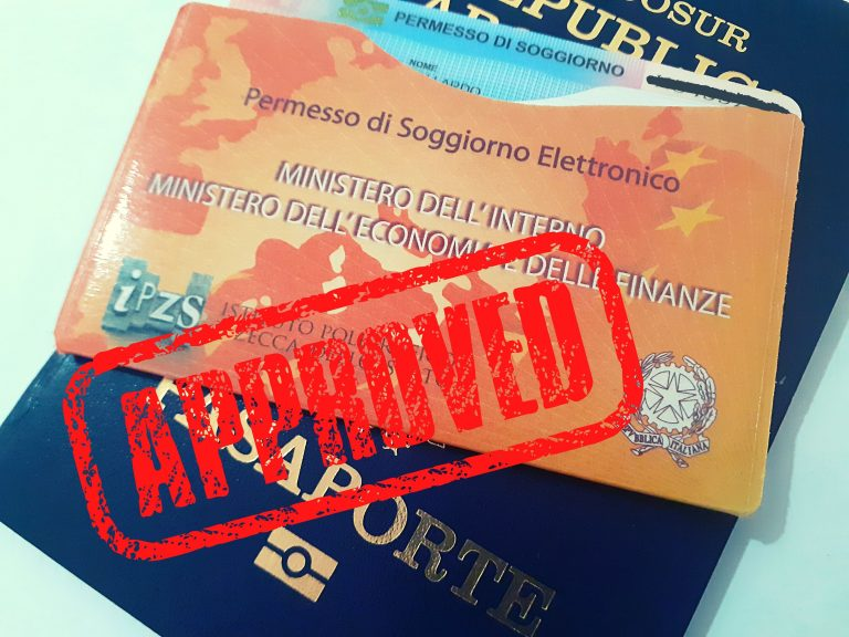 Reunificación familiar en Italia: Permesso di Soggiorno ...